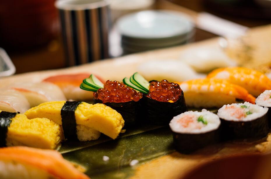 Los restaurantes <span>japoneses</span> más top de España